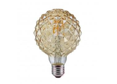 Ampoule Globe à facettes - Trio
