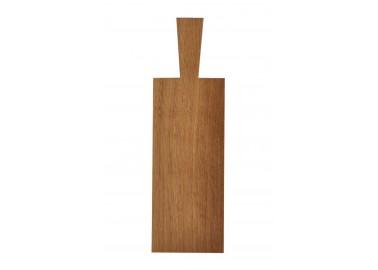 Planche à découper en chêne clair (29x12x1,2cm + 10 cm) - Raumgestalt