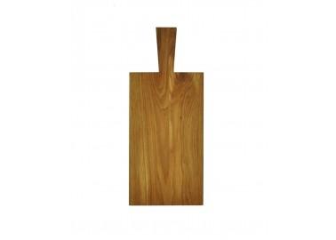 Planche à découper en chêne clair (29,5x16,5x1,8 cm + 10 cm) - Raumgestalt