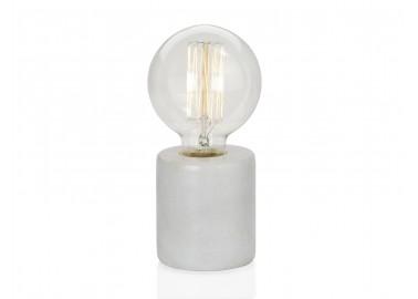 Lampe en marbre blanc - Andrea House