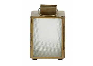 Petite lanterne laiton - Nordal