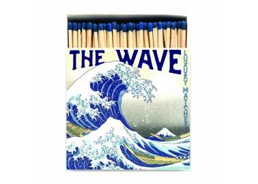 Allumettes Hokusai Wave - Archivist Gallery