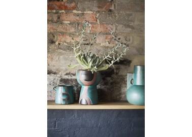 Vase amphore vert - Etagère - Madam Stoltz