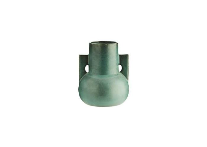 Vase amphore vert - Madam Stoltz