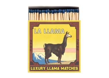 Allumettes La llama - Archivist Gallery