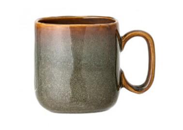Mug Aime marron - Bloomingville