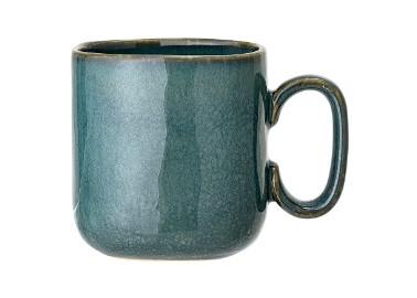 Mug Aime bleu - Bloomingville