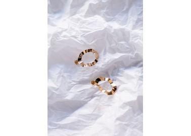 Boucles d'oreilles Mina Rosa - Paire - Jeannette
