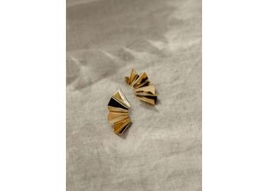 Boucles d'oreilles Rosa Lou - Jeannette