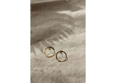 Boucles d'oreilles Circle - Jeannette