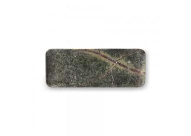 Plateau en marbre vert - Vue de haut - HKLiving