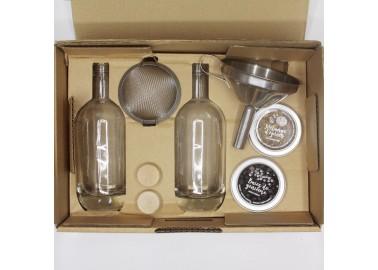 Kit de Fabrication de Gin - Packaging - La Fabrique à bière