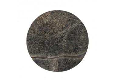 Dessous de plat effet marbre vert - Bloomingville