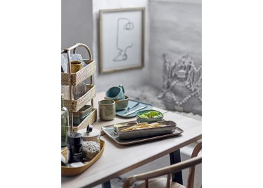 Mug Aime bleu - Table - Bloomingville