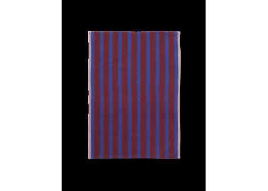 Torchon - Brown/Navy Blue - Ferm Living