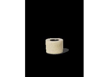 Support pour brosse à dent en porcelaine effet brut - Ferm Living