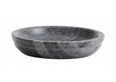 Porte-savon en marbre gris - Nordal