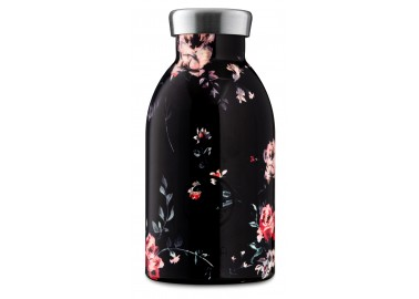 Gourde Thermos Clima 33cl Ebony Rose - 24Bottles