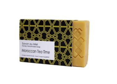 Savon Morrocan Tea Time - L'Art du Bain