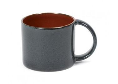 Tasse à espresso Rust / Dark Blue – Anita Le Grelle - Serax