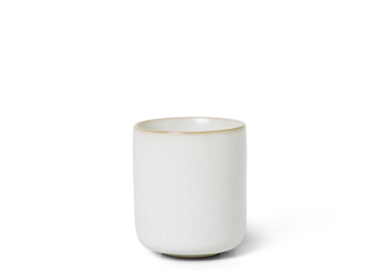 Tasse en grès Sekki Crème - Ferm Living