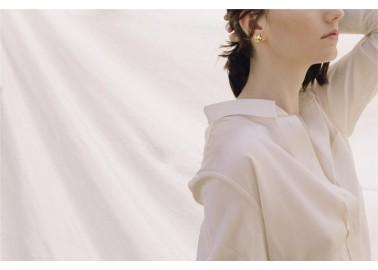 Boucles d'oreilles Calma Mina - Modèle - Jeannette