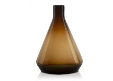 Vase Tajine en verre marron - Andrea House