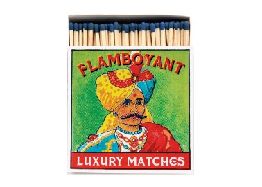 Allumettes Flamboyant - Archivist Gallery