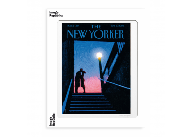 Affiche The New Yorker – Drooker – NYC Moment 30x40 - Image Republic