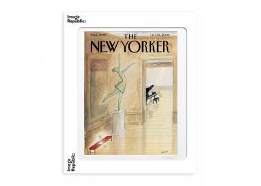 Affiche The New Yorker – Sempé – Above all no faux pas 30x40 - Image Republic