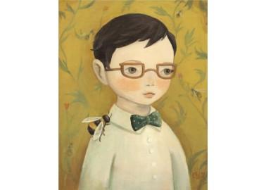 Affiche – Boy & Bee - Emily Winfield Martin