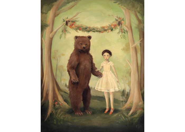 Affiche – In the Spring, She Married a Bear