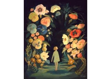 Affiche – Night Garden - Emily WInfield Martin