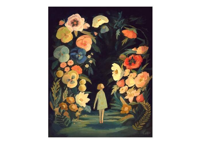 Affiche – Night Garden
