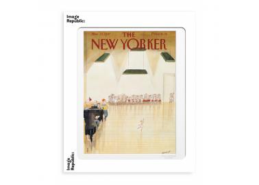 Affiche The New Yorker – Sempé – Audition 30x40 - Image Republic