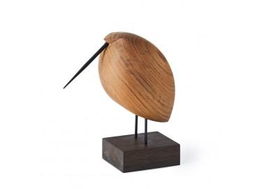 Oiseau en bois – Lazy Snipe - Warm Nordic