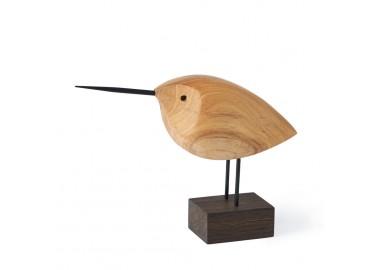 Oiseau en bois - Awake Snipe - Warm Nordic
