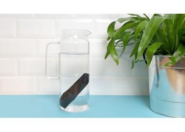 Filtre à eau en charbon de bambou - Carafe - Cookut