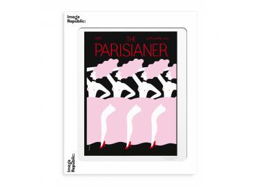 Affiche The Parisianer – Zagnoli 30x40 - Image Republic