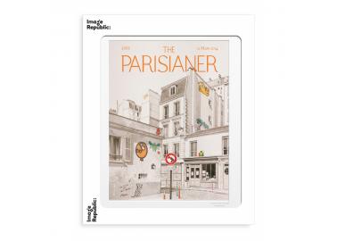 Affiche The Parisianer – N12 Mignon 30x40 - Image Republic