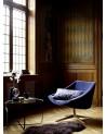 Lampe à poser bleue en céramique - Déco Salon - Bloomingville