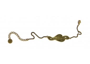 Bracelet Oiseau de Junon - Amélie Blaise