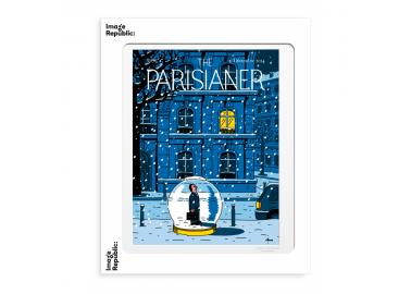 Affiche The Parisianer – Serre 30x40 - Image Republic