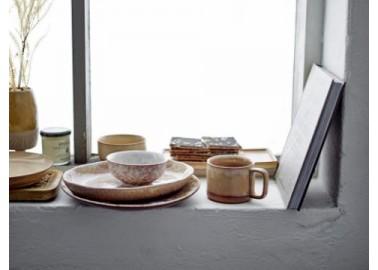 Mug Columbine en céramique - Fenêtre - Bloomingville