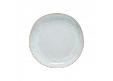 Grande assiette blanche Eivissa - Casafina
