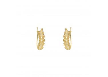 Boucles d'oreilles Epi - By164