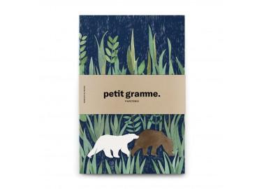 Carnet A5 Exode - Petit Gramme