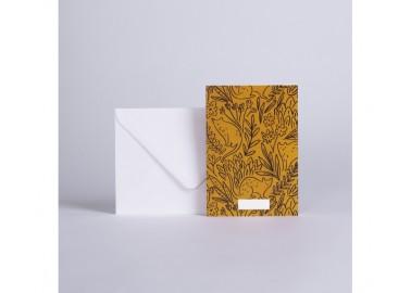 Carte Balade - Enveloppe - Season Paper