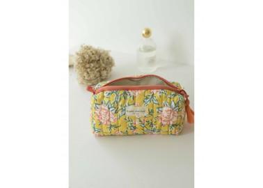 Trousse medium Bouquet du matin Mimosa - Fleurs séchées - Bindi Atelier