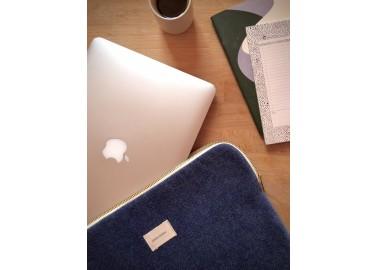 Housse d'ordinateur 13/14'' Francis - Macbook - Atelier Bobbie